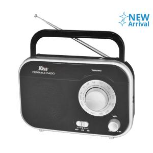KRIS RADIO PORTABEL TR-410 - HITAM