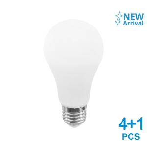 KRISBOW SET LAMPU BOHLAM LED 9W 5 PCS - WARM WHITE