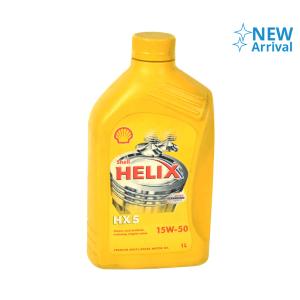 SHELL HELIX OLI MESIN HX5 15W-50 1L