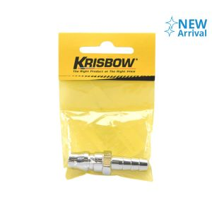KRISBOW AIR QUICK PLUG 1/4 INCI PH-20