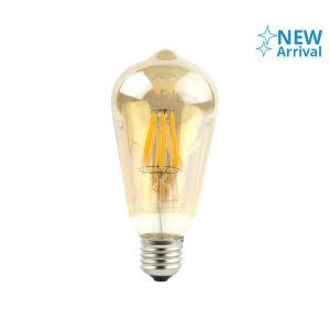 KRISBOW BOHLAM LAMPU PIJAR LED VINTAGE 5W E27 - WARM WHITE