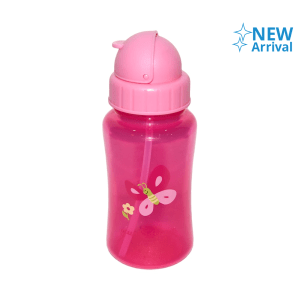 GREEN SPROUTS BOTOL MINUM 300 ML - PINK