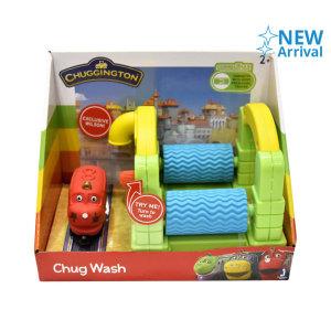 CHUGGINGTON MINI PLAYSET CHUG WASH