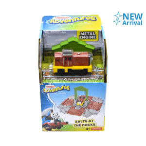THOMAS AND FRIENDS ADVENTURES CUBE STATION