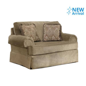 ASHLEY SHEFFIELD PLATINIUM SOFA 1 DUDUKAN