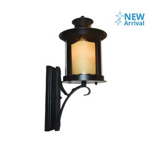 LORRAINE LAMPU DINDING - HITAM