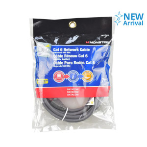 MONSTER KABEL JARINGAN CAT 6 2.1 M