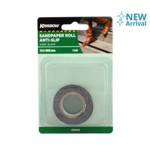 KRISBOW STIKER ANTI SLIP 2.5X100 CM - HITAM