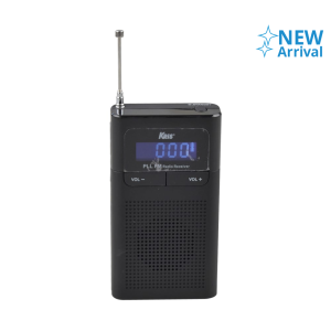 KRIS RADIO POCKET TR-251PLL - HITAM