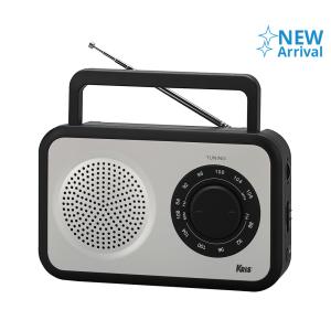 KRIS RADIO PORTABEL TR-860U DC - ABU-ABU