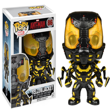 FUNKO POP MARVEL : YELLOW JACKET_1