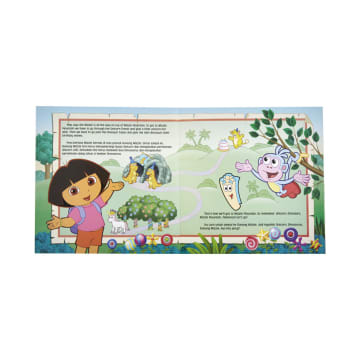 DORA THE EXPLORER BUKU CERITA BIRTHDAY WISH ADVENTURE_2