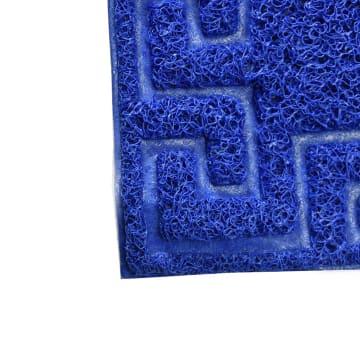 KESET PINTU PVC MOTIF 50X70 CM - BIRU_3