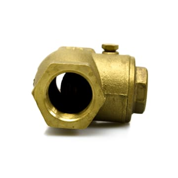 KRIS BRASS SWING CHECK VALVE 1 INCH_3