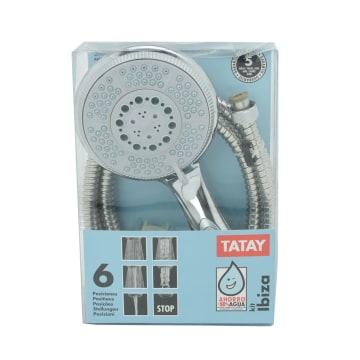 TATAY SET SHOWER IBIZA - KROM_1