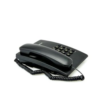 KRISBOW TELEPON BASIC SKH-304 - HITAM_2