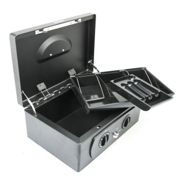 KRISBOW CASH BOX - HITAM_3