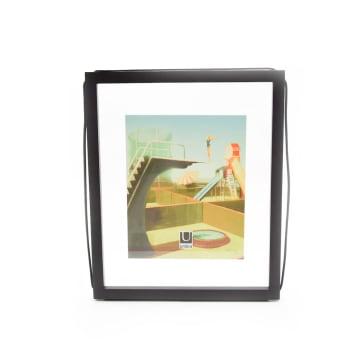 UMBRA CORDA BINGKAI FOTO GANTUNG 20 X 25 CM - HITAM_1