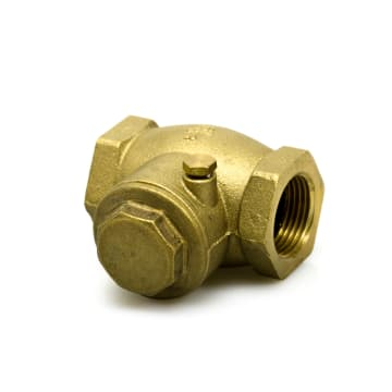 KRIS BRASS SWING CHECK VALVE 1 INCH_1