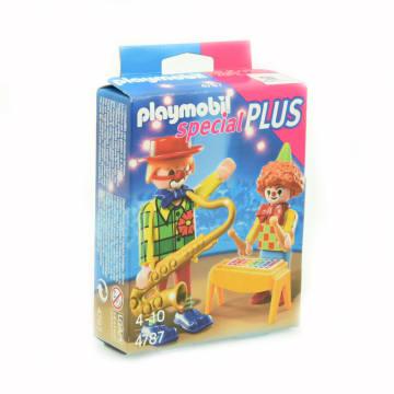 PLAYMOBIL MUSICAL CLOWNS_2