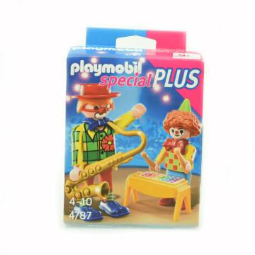 PLAYMOBIL MUSICAL CLOWNS_1