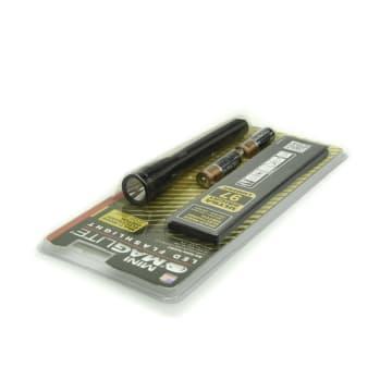 MAGLITE SP2201H SENTER LED MINI MAG HANGPACK AA - BLACK_2