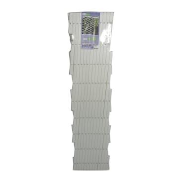 KRIS GARDEN TERALIS PLASTIK 1X3 M - PUTIH_1
