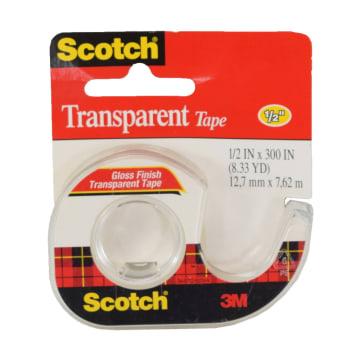 3M SCOTCH ISOLASI TRANSPARAN 1.2 CMX7.6 MTR_3