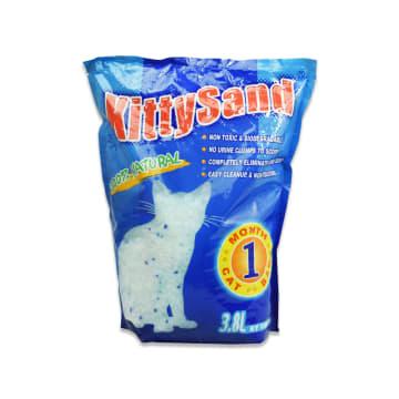 KITTY SAND PASIR KUCING SILICA 3.8 LTR_1