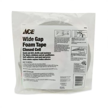ACE ISOLASI PVC FOAM WIDE GAP 6.35 X 9.5 X 432 MM_2