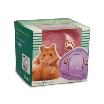 ACEPET TOILET HAMSTER SMALL - PINK_2