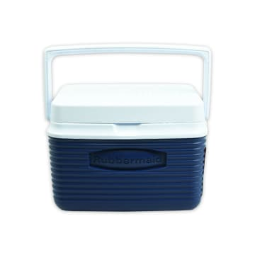 RUBBERMAID COOLER VICTORY 4.7 LTR - BIRU_1