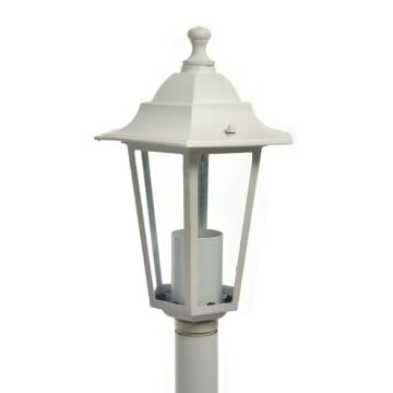 EGLO MIDWAY LATERNA LAMPU TAMAN - PUTIH_2