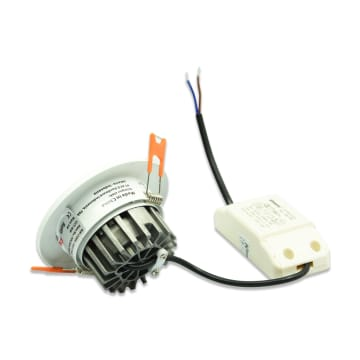 KRISBOW LAMPU SOROT LED ADJUSTABLE 5W 38D 3000K - WARM WHITE_3