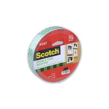 3M SCOTCH DOUBLE TAPE 2.4CMX5MTR_3
