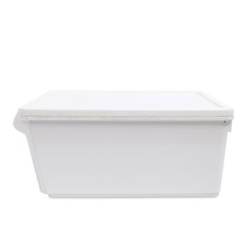 KIS TWIN BOX KOTAK PENYIMPANAN SERBAGUNA M - PUTIH_1