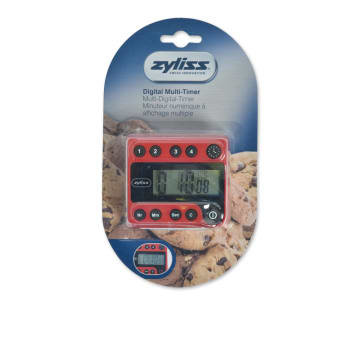 ZYLISS TIMER DAPUR DIGITAL - MERAH_1