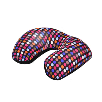 BANTAL LEHER 2 IN 1 TURBULAR DOT 30X30CM_2
