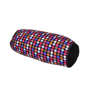 BANTAL LEHER 2 IN 1 TURBULAR DOT 30X30CM_3