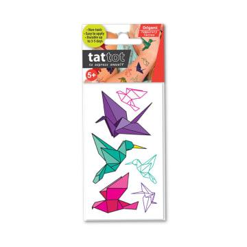 TATTOT STIKER TATO TEMPORARY SMALL 69558 - ORIGAMI_1