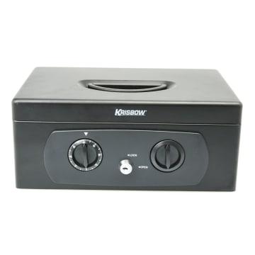 KRISBOW CASH BOX - HITAM_1