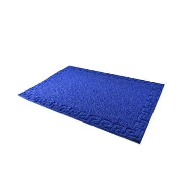 KESET PINTU PVC MOTIF 50X70 CM - BIRU_2