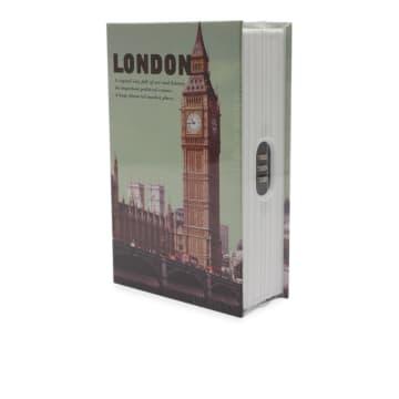 KRISBOW BRANKAS BUKU 18 X 11.5 X 5. 4 CM LONDON_1
