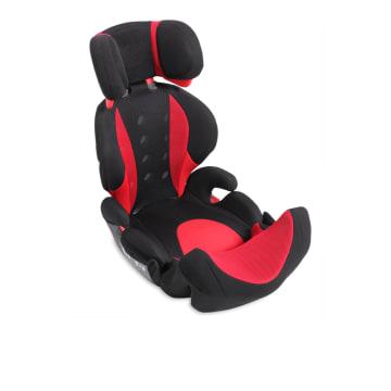 ALIEBEBE SARATTO BABY CAR SEAT 3 STEP - HITAM MERAH_2