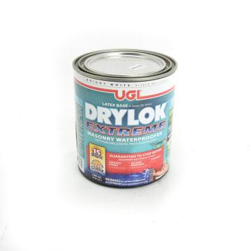 DRYLOK EXTREME WATERPROOFER CAT PELAPIS ANTI BOCOR 946 ML - PUTIH_1