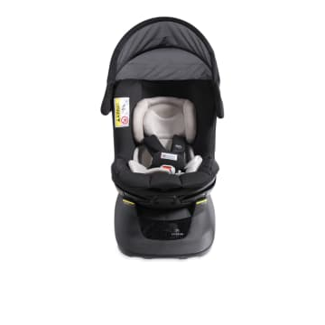 AILEBEBE KURUTTO BABY CAR SEAT - HITAM_1