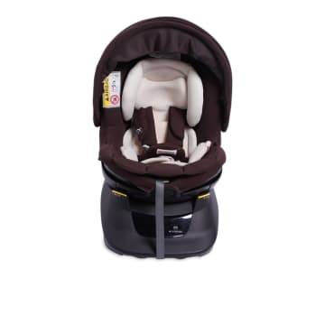 AILEBEBE KURUTTO BABY CAR SEAT - COKELAT_1