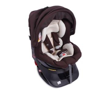 AILEBEBE KURUTTO BABY CAR SEAT - COKELAT_2