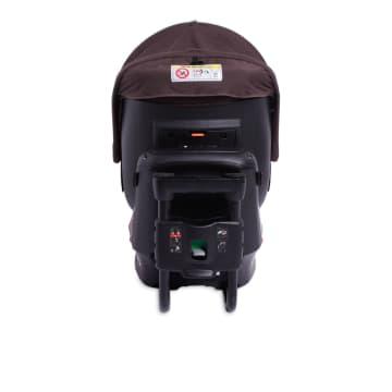 AILEBEBE KURUTTO BABY CAR SEAT - COKELAT_3
