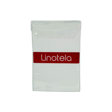 LINOTELA SARUNG BANTAL - PUTIH_3